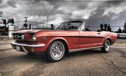This is a recently finished restoration with a professional quality paint job. It is a beautiful car that gets me many complements. The car runs and drives excellent with no problems of any kind. FEATURES: Upgraded to GT spec's upgraded to disk brakes