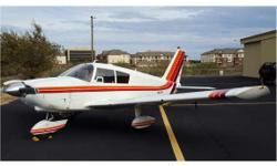 1965 Piper Cherokee 180 For Sale In Midland, Texas 79701 This 1965 Piper Cherokee 180 has been owned since 1982 and has always been hangared. It had an annual inspection in May 2015. Get out in the sky with this well maintained single engine plane today!