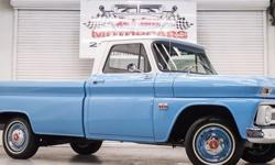 $302.00 monthly payment apply for credit here : https://vpix.us/credit/dealer/jordanmotors10west/ Fully restored, beautiful 1966 Chevrolet C-10 that needs absolutely nothing! The fit and finish is outstanding, the unercarriage has been