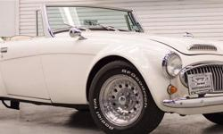 Menu Price $20950.00! Classic Roadsters Ltd. made this Austin Healey 3000 kit car from 1979 until approximately 2004. This particular car features a Wheeler Motorsports 383 Stroker that delivers 437hp and 468lb feet of torque! It has a