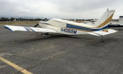 1967 Piper Cherokee Six 300 For Sale in Claremont, California 91711   Get ready for your next sky high adventure with this 1967 Piper Cherokee Six 300 N4069W! This single-engine aircraft comes with a McCully prop that has recently