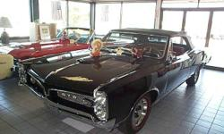 1967 PONTIAC GTO, VEHICLE ID: 243, 400 ENGING REBUILT AND RESTORED TO ORIGINAL NUMBERS MATCHING FOUR SPEED TRANS POWER STEERING POWER BRAKES AND POWER TOP ALL CORRECT TO PERFECTION OUTSTANDING IN OUT AND UNDER A REAL SHOW CAR THAT YOU WILL ENJOY AND BE