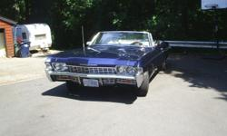 1968 Chevrolet Convertable in my ownership (second owner) since 1981. I have replaced nearly every piece there is to replace, in this car through the years; except the origninal parts; which kept it original. It has new brakes and brake lines; including