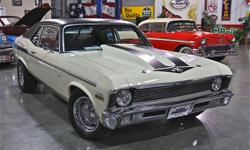 Passing Lane Motors, LLC, St. Louis's Premier Classic Car Dealer, is pleased to offer this 1970 Chevrolet Nova, for sale!  Highlights Include: 770 CFM vaccum secondaries