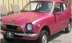 Join the Auction Kings for a fantastic auction Sunday, September 18th from 11:00am -- 7:00pm. (Come early for prime parking!) 1970?S HONDA 600Z ? 2-Door Hatchback Microcar ? Only made from 1970-1974 ? Averages 40 ? up to130 mpg on the highway ? Easily