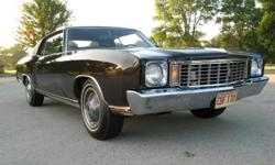 """History In January 1972, Jearl Bryan drove to Wood Chevrolet in Harrison, Arkansas to order himself a new """"weekend"""" car. This wasn't going to be a car that was driven every day, but something special to take out on weekends and to family events. Mr. Bryan"""