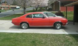 Sacrafice-must sell classic 1973' Mercury Comet. Extremly low miles with 302 engine owner is commercial truck driver pls No Txt-just calls.thnx