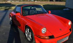If you have any questions or would like to view the car in person please email me at: maryammwwestmorland@ukcool.com . 1973 911 TARGA WITH MFI (EARLY) 5 SPEED WITH STOCK 2.4L. CARRERA TAIL,RS FRONT AND REAR BUMPERS(WITH 1974 REFLECTOR),993 STYLE MIRRORS,