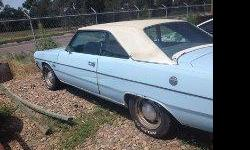 973 dodge dart 813 runs and drive could use a tune up but i just drove the car over a 100 miles the interior is all there and in good shape has air conditioning would not take much to make this car a good reliable driver title is in hand