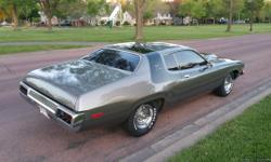 1974 Plymouth roadrunner condition: excellent cylinders: 8 cylinders drive: rwd fuel: gas odometer: 77660 paint color: custom title status: clean transmission: automatic type: coupe A classic, head turning 1974 Roadrunner. I have owned it since 1998. 77k