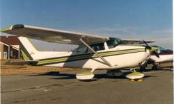 My plane is a totally original low time Cessna 1975 4-seat Skyhawk, factory stock and immaculate condition, 2nd owner, with only 1604 TT hours total time (engine/airframe), full IFR instrument panel, interior seats/carpet original/stock, recent Imron