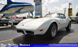 1976 Chevrolet Corvette  Looking for a very nice driver quality Corvette that you can enjoy with little fuss or muss? These later model C3 Corvettes are quickly becoming the go-to for enthusiasts who just want to enjoy a nice cruise!