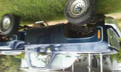 Its got a 383 stroker engine with a 3 speed automatic trans. Its built for off-road call Allen@ 662-561-5679