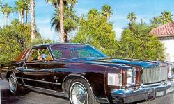 Year: 1978 Make: Chrysler Model: Cordoba Mileage: 20,122 miles Interior Color: Tan Exterior Color: Sable Tan Sunfire 20,122 original miles,