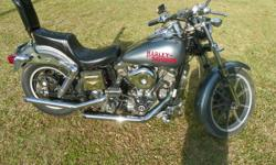1978 Harley Davidson Shovel Head Low Rider. Estate Sale, Clean Title, Stored A Few Years. Strong Motor, Fast Sleeper, Runs And Drives Great. Lots Of Work Done, Only Needs Minor Work.Come Test Drive Today. Call Will 561-662-7042