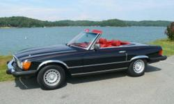 1978 Mercedes Benz 450SL with 70,600 original miles. If you are looking for a very fast, reliable driver, this is the car for you. The Vehicle has a clean title. The Vehicle has always been garage kept and only been driven during good