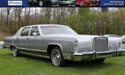 1979 LINCOLN TOWN CAR! Classic SOLID ORIGINAL UNMOLESTED CAR! #688 - $6995 (Glenmont, NY) 1979 LINCOLN TOWN CAR fuel: gas title status: clean transmission: automatic 1979 LINCOLN TOWN CAR ONLY 51850 CLEAN MILES! 400CI V8 Automatic Transmission Alloy