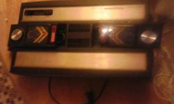 IT CAME OUT IN 1979 IT HAS GAME FROG BOG THE GAME ALONG SALES FOR 55 ON EBAY ALONE U GET CONSOLE ALL WIRES WORKS GREAT 719 0794