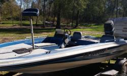 1982 15ft tide craft with the 115 mercury ( the tower of power ) fast..Needs minor 3in patch work where hook meets trailer on bow. Pic is a close up looks bigger than it is.. repair kit less than 50 bucks... First 2200 cash today cash gets. No holds