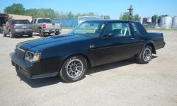 FOR ONLINE AUCTION Wednesday, June 25th Classic Car Auction REPOCAST.COM  1984 Buick Regal Grand National, 61,210 odometer mileage, VIN# 1G4AK4790EH605621, 3.8 Liter SFI Turbo V-6 Engine, Automatic Trans, 5 digit odometer, 2 Door, RWD, Power