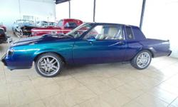 1984 Buick Regal T-Type. Please call or email for details