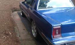 I am selling a running, good condition 84 Grand Prix with 60,000 miles with 20's on it....Its a 8 cylinder new engine got put in last year with new exhaust pipes. Title in hand and ready to sell..moving and i already have a car...its hard to let it go but
