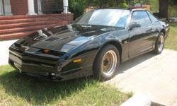 Join the Auction Kings for a fantastic auction Sunday, September 18th from 11:00am -- 7:00pm. (Come early for prime parking!) 1988 BLACK FIREBIRD GTA - 170 Horse Power engine - It has a steering wheel integrated with radio controls - Only 8,790 88?