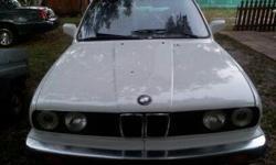1988 BMW 328I white convertible I good condition. Please call Jose (561) 420-3082.