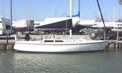 Boat is located in Port Clinton,Ohio.Please contact the owner @ 419-261-2099. Up for sale is an extensively updated 1988 Catalina 34' sailboat (Tall Rig, Wing Keel) with diesel inboard. Fresh water since new. Equipment: Dodger (in storage) New bimini New
