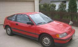 Has 234,000 miles, clean, reliable, 40-45 miles per gal. Many parts replaced