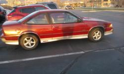 Classic 1988 5 speed, V6 manual transmission Z24 Chevy Cavalier. Brand new tires (all 4), new exhaust system, replaced bake lines and brakes, and all hoses, thermostat. Only 2 owners! TThe interior has no rips or tears, but shows wear.