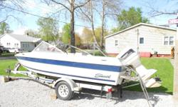 1989 seaswirl 17 ft boat for sale good condition comes with skis life jackets tubes am fm radio call 217871 9145