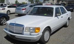 1990 Mercedes-Benz 300SE 113,059 miles Will be auctioned at The Bellingham Public Auto Auction. Saturday, August 6, 2016 at 11 AM. Preview starts at 8 AM Located at the corner of Kentucky & Iron Streets in Bellingham, Washington. Call 360-647-5370 for