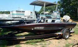 """1990 16ft Pro Gator with trailer 115 Evinrude. The motor had caught fire and turns over but doesn't run. Selling """"as is"""" at this price. Short term layaway available with no credit check. We will go up to 3 months in the spring/summer and up to 6 months in"""