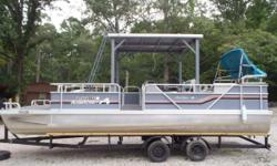 1991 24ft Alumacraft double decker w/55hp Yamaha. Short term Layaway available with no credit check. Most boats we require $500.00 down. We will go up to 3 months in the spring/summer and up to 6 months in the fall/winter. We also offer upgrades such as