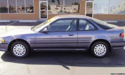 1992 Acura Integra With 111 K Miles 5-Speed Trans 4 Cyl Motor Cold A/C Good Tires Smogged no tax 702-296-4060 $2500.00