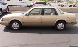 1994 CUTLASS CIERA S WITH 103K MILES 6 CYL MOTOR CLOTH SEATS GOOD TIRES COLD A/C RUNS AND DRIVES GOOD SMOGGED NO TAX 702-296-4060 $2000.00