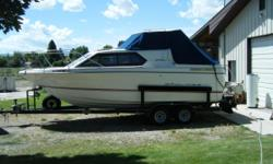 350 MERC BRAVO 2 OUTDRIVE XTRA NEW PROP CONASTOGA TOP WITH TRAVEL COVER MARINE TOILET 10 HP TROLLING MOTOR SUPER EXCELLANT COND lesterdniel@hotmail.com