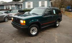 1993 Ford Explorer , automatic , drives great , current emission , new head liner , a/c and heat working great , very clean. Only 226 K miles !!!! I am a dealer / Broker . Call me at ( ) - We are open Monday through Saturday ( call before you come )