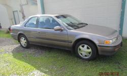 Loaded with Moonroof, 2 Door, 4 Cylinder, 53 K ( Original Mileage ) Gas Saver, New Tires, Power Doors / windows and Locks, Alloy Wheels, Super Clean ( in & out ) Recent Service: Complete Tune Up ( wires, plugs, cap & rotor, adjust idle speed, service AC,