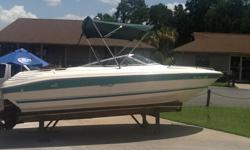 1993 Sea Ray 200 BR w/4.3 Merc. No trailer. Boat is very nice with depth finder, CD player & covers. Please call Craig or Jason at 803-749-1554.