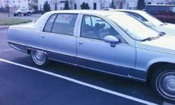 THIS VERY CLEAN 94 CADILLAC FOR SALE RUNS AND DRIVES GREAT , NEW RADIATOR AND NEW TRANSMISSION, LOW MILEAGE (135,000) BODY IS IN EXCEPTIONAL SHAPE, NO RUST. DVD PLAYER AND LEATHER SEATS WITH NO TEARS. ONLY 2 OWNERS. PRICE IS 2999.95 CALL HUGH @
