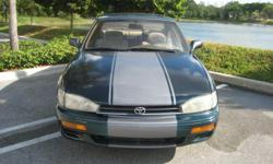1994 TOYOTA CAMRY LE SPORT 2 DOOR +GREAT PRICE+LOADED CAR LOOK LIKE REAL SPORT CAR SPOILER, MAG WHEELS, power POWER WINDOWS . RUNS AND DRIVES 100%. 4 CYLINDER AUTOMATIC TRANSMISSION ,. , A/C BLOWS COLD.GOOD ENGINE, GOOD TRANSMISSION, CLEAN TITLE , IF YOU