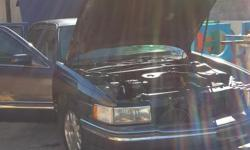 """1995"""" Cadillac Great condition Runs great Leather interior No dents Clean luxury Metalic purple A must have AC/ Heater run great This Car is a Beauty Asking $2,700 (obo) Call 520-551-0019"""