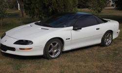 Mileage:  56,000 miles Interior Color:  NA Exterior Color:  NA HAVE A 1995 Z28 CHEVY CAMARO FOR SALE WITH 56,000 ORIGINAL MILES. THIS CAR IS THE LT1 WITH A 6 SPEED MANUAL TRANSMISSION. THE MOTOR RUNS