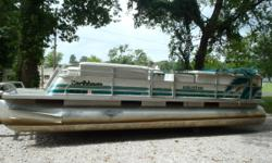 1995 Crest III Caribbean 26ft Party Barge with 48hp SPL Evinrude. Short term Layaway available with no credit check. Most boats we require $500.00 down. We will go up to 3 months in the spring/summer and up to 6 months in the fall/winter. We also offer