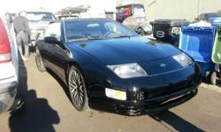 !!HABLO INGLES / Y ESPANOL...I SPEAK BOTH ENGLISH AND SPANISH!!! 1995 Nissan 300ZX, Sport Car, Manual, 5-Spd CAR IS IN RUNNING CONDITIONS, (CLEAN TITLE) CAR IS GOING WAY BELOW KBB VALUE !!!NEED CAR HISTORY WE HAVE IT IN HAND!!!!, CALL ME FOR INFO , 1--