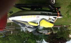 Been work on and now in great shape. Runs out good. Too fast for me. Need too sell. Two man ski. Comes with traile. Must sell quickly. Please call my home phone at 256-442-5468. Will traide up for a Three person jet ski. Ask for Tom