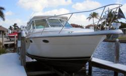 1996, 31' TIARA 3100 OPEN Twin Caterpillar 3116 300HP Diesel Inboards Diesel Generator, Air Conditioning & Ready for Fun Boating Adventures! Current Price: $115,000 VESSEL WALK-THROUGH: If you have been searching for a high quality boat that features all