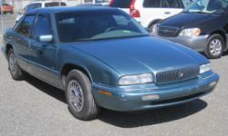 1996 Buick Regal Will be auctioned at The Bellingham Public Auto Auction. Saturday, August 6, 2016 at 11 AM. Preview starts at 8 AM Located at the corner of Kentucky & Iron Streets in Bellingham, Washington. Call 360-647-5370 for more information or visit